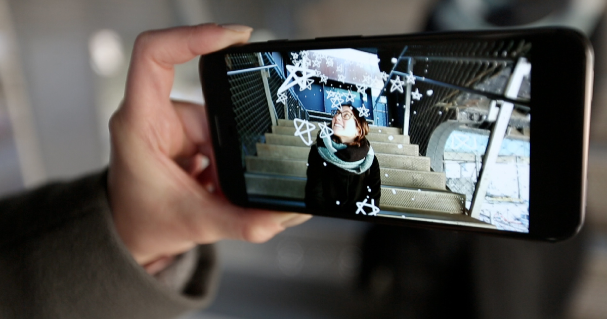 Just a Line nově spojuje Android i iOS skrze rozšířenou realitu [aktualizováno]