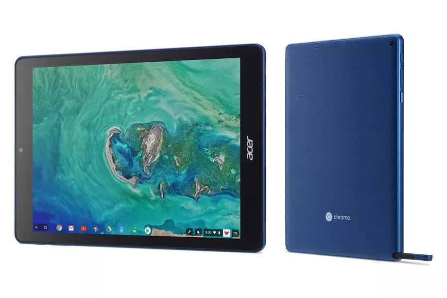 Acer představil první Chrome OS tablet