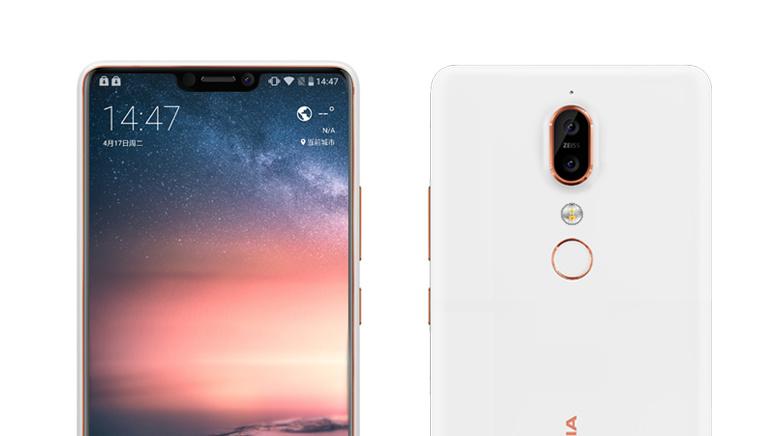 Nokia X6 má být prvním modelem s výřezem v displeji [aktualizováno]