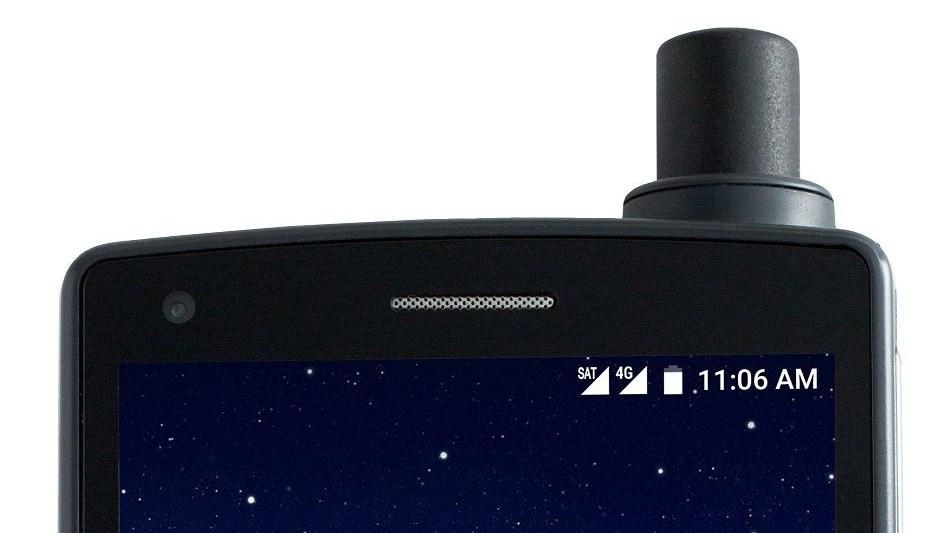 Smartphone Thuraya X5-Touch se zapíše do historie