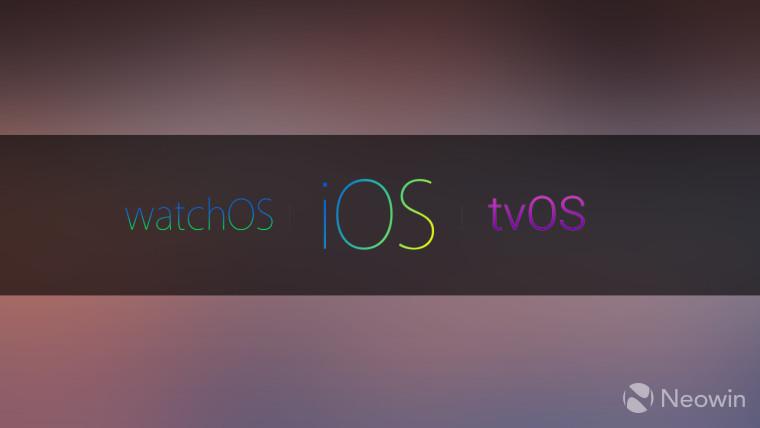 Apple: První beta verze tvOS 11.4 a watchOS 4.3.1 byly zveřejněny