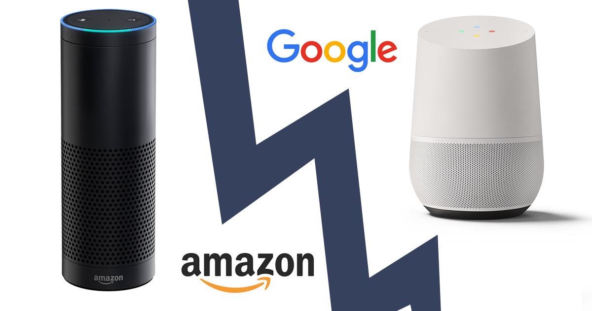 Amazon Echo stále dominuje trhu