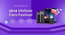 Ulefone Power 5 a Armor X nyní v předprodeji za výhodnou cenu [Sponzorovaný článek]