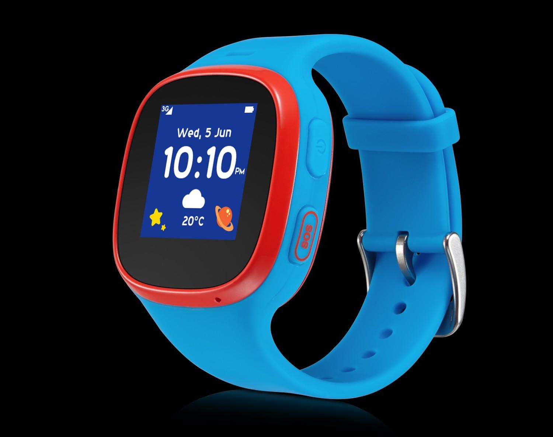 Společnosti Vodafone a TCL Communication uvedly na trh dětské chytré hodinky