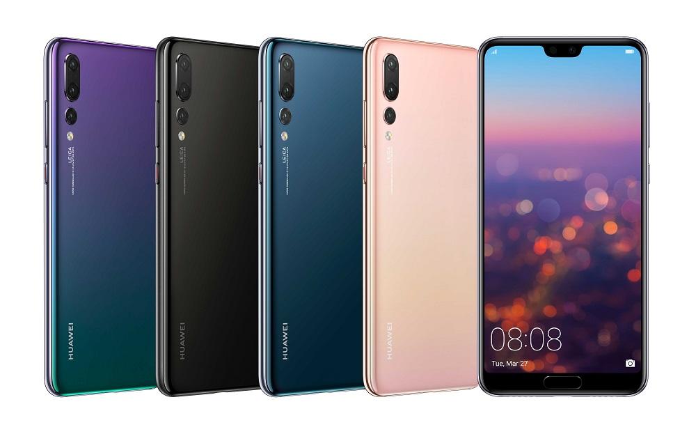 Huawei P20 Pro: nová aktualizace je na obzoru, nabídne nejen zpomalené video