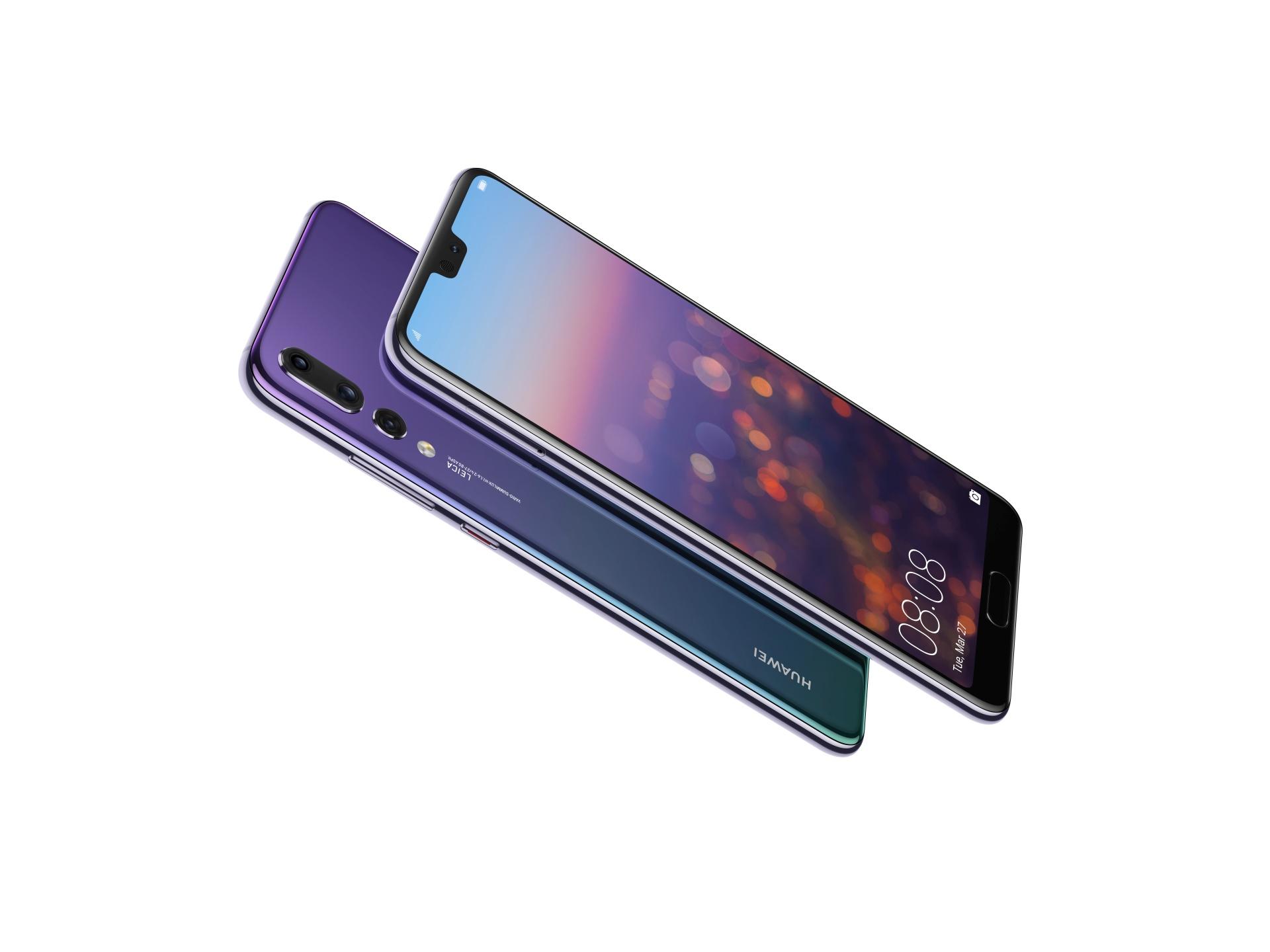 Huawei nabízí nadstandardní servis pro top modely P20 a P20 Pro