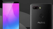 Novinka Nubia Z18 mini není vůbec mini