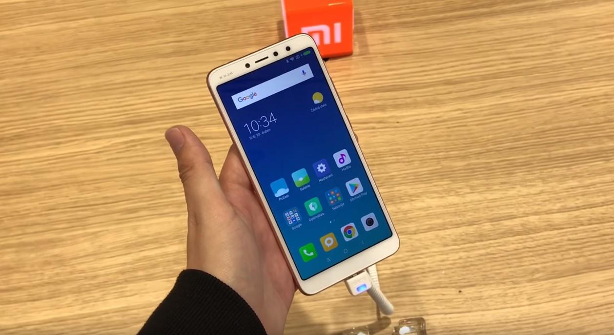 Xiaomi Redmi S2 oficiálně představen