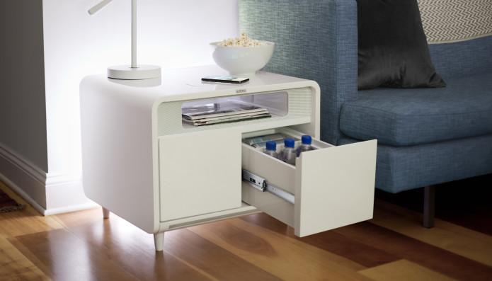 Sobro Smart Side Table – chytrý nábytek přichází