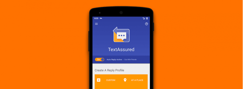 TextAssured – vylepšené automatické odpovědi