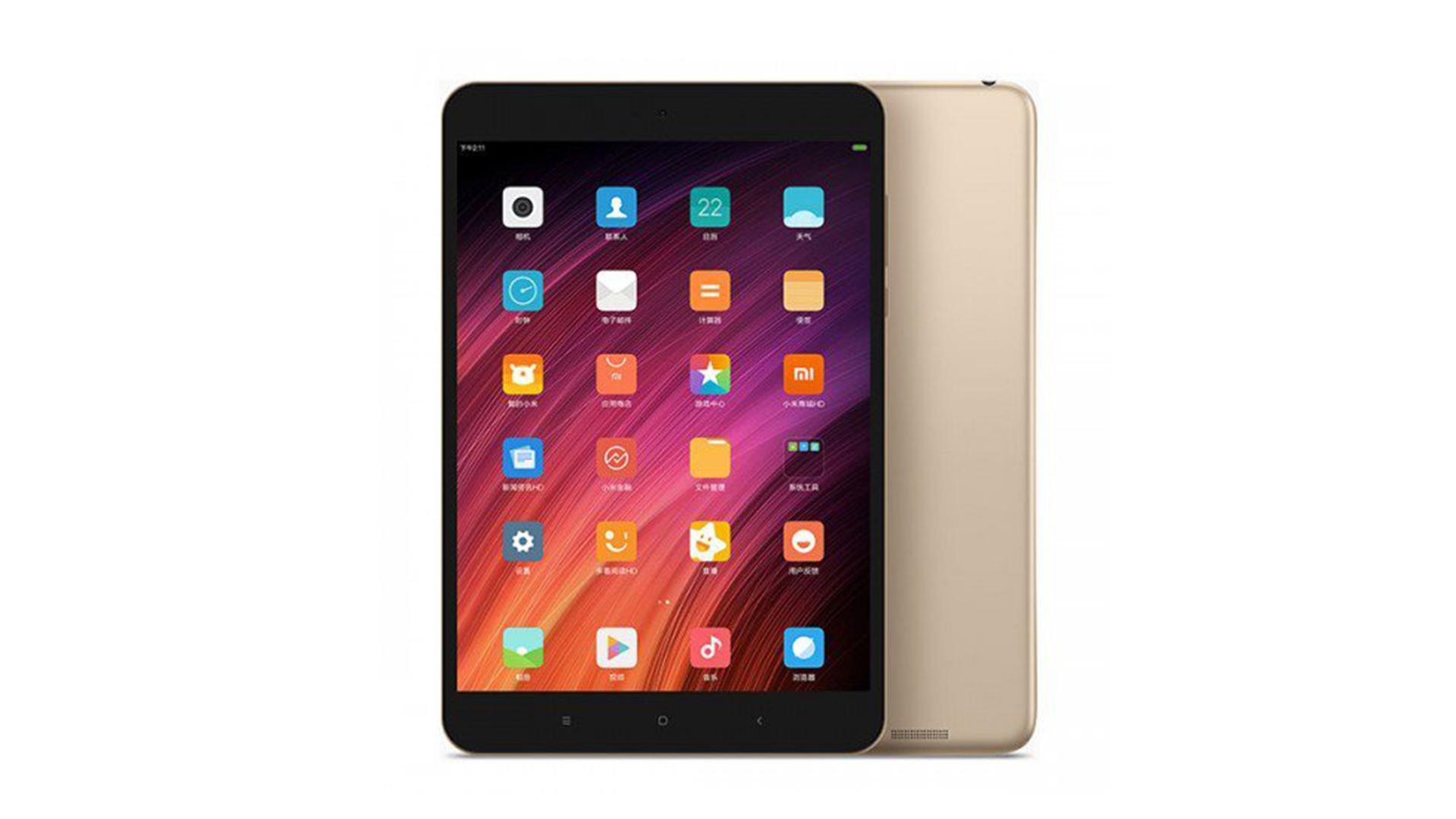 Xiaomi Mi Pad 4 poodhalen, nabídne specifikace střední třídy