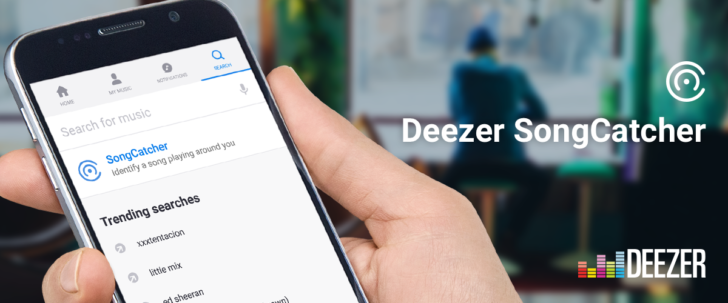 Deezer spouští vlastní rozpoznávání hudby SongCatcher