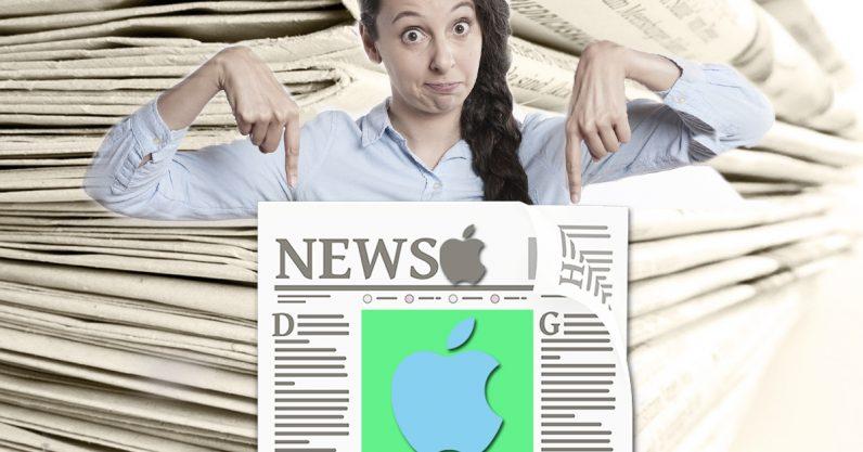 Apple News se dočkají prémiových služeb za lidovou cenu
