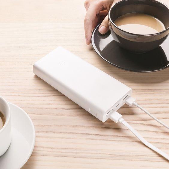 Powerbanka s kapacitou 20 000 mAh od Xiaomi, nyní za exkluzivní cenu [Sponzorovaný článek]