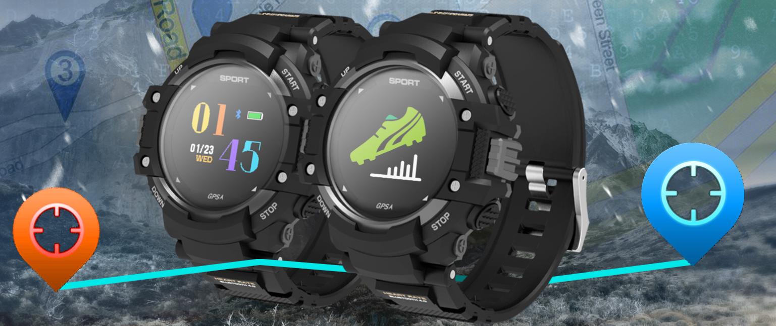 NO.1 představil další hodinky F7, jsou určené převážně do terénu