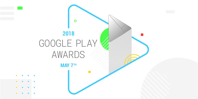 Google Play Awards – nominace nejlepších aplikací a her pro Android