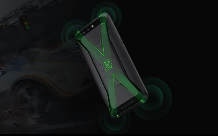 Xiaomi Black Shark – herní smartphone představen