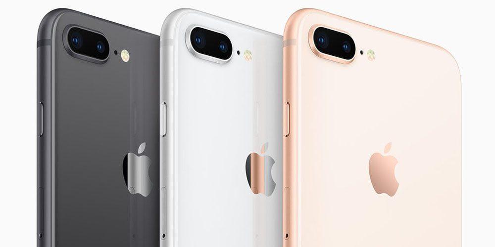iPhone 8: iOS 11.3 má problém s neoriginálními displeji