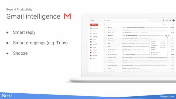 Webový Gmail