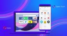 Opera Touch je nový webový prohlížeč pro Android
