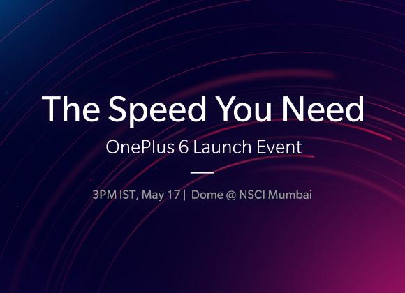 OnePlus 6 se představí 16. května [aktualizováno]