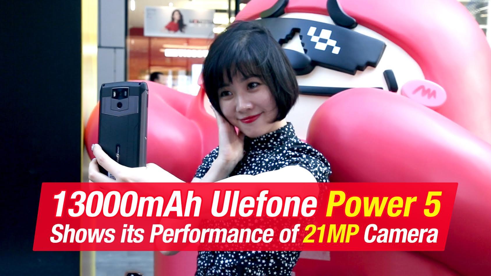 Ulefone Power 5 – ukázka fotoaparátu [Sponzorovaný článek]