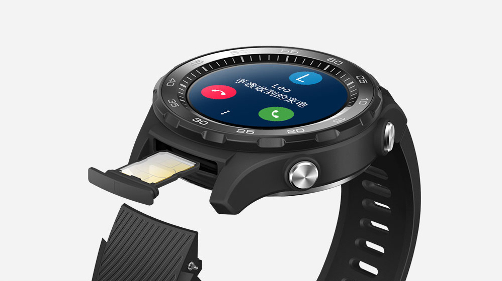 Huawei Watch 2 2018 oficiálně přichází ve dvou variantách