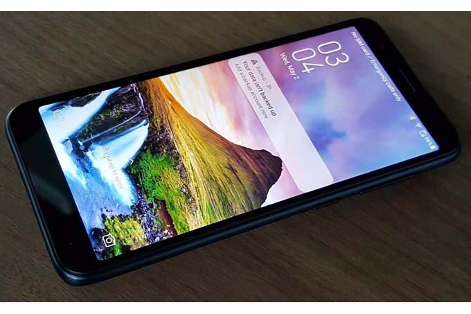 ZenFone Live L1 – první Android Go mobil od Asusu