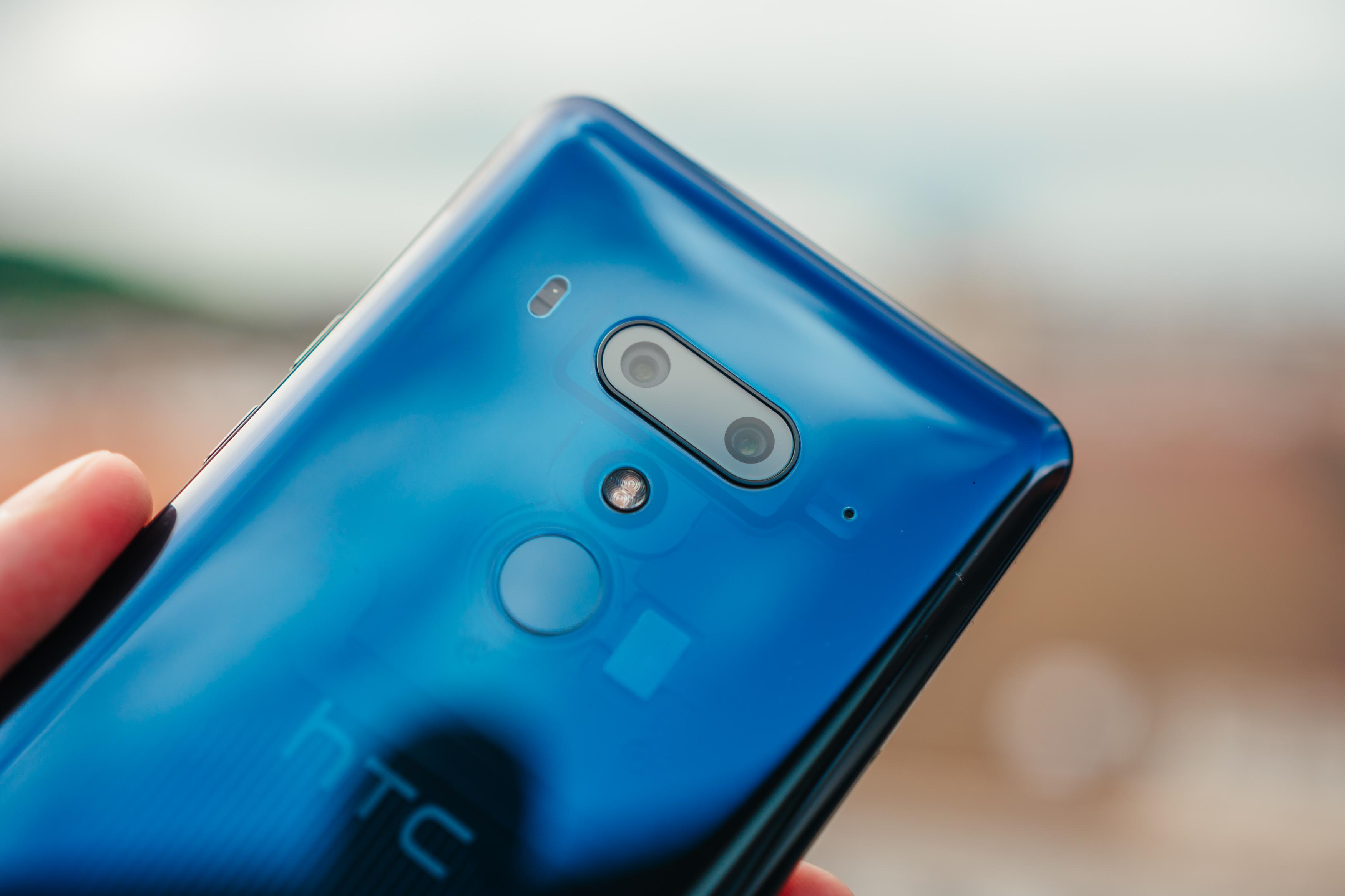 HTC U12+ se představuje v celé kráse, nemá fyzická tlačítka