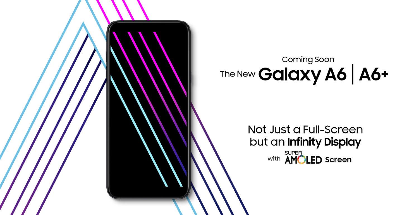 Samsung Galaxy A6 a A6+ přichází na český trh [aktualizováno]