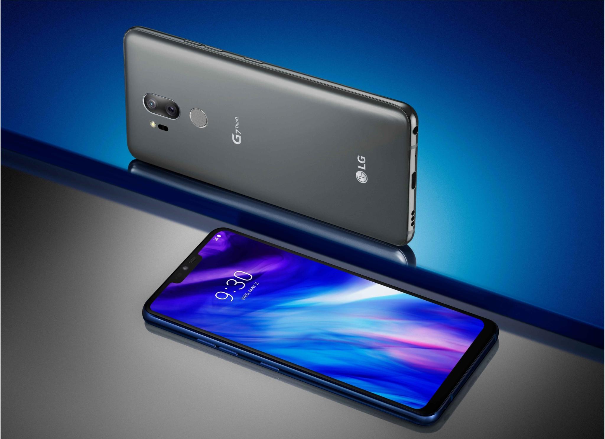 LG G7 ThinQ získává aktualizaci vylepšující fotografie a video