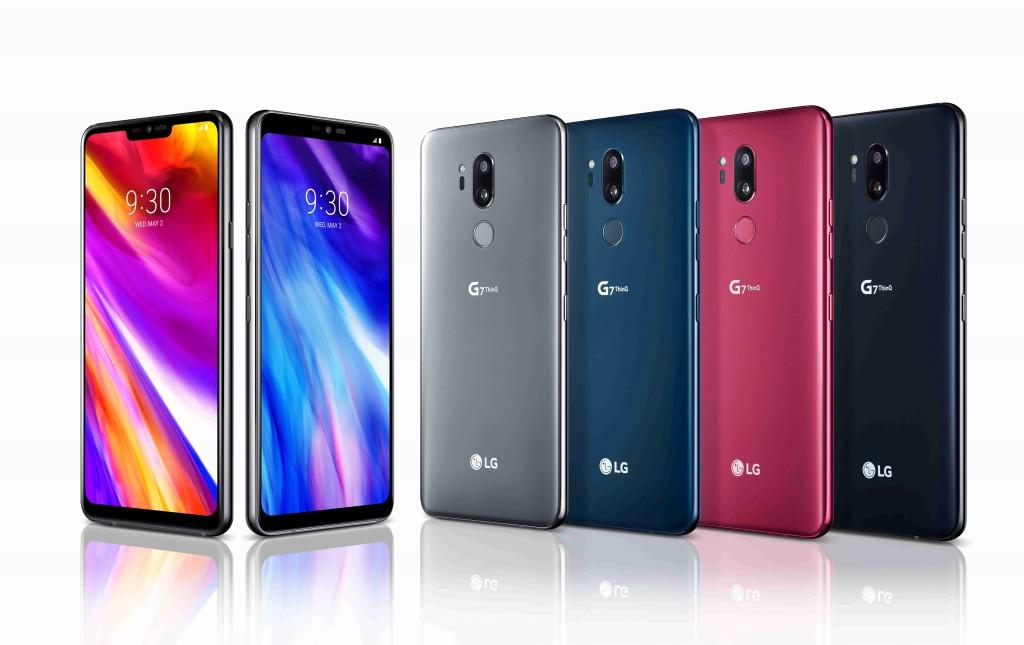 LG G7 ThinQ bude stát 21 690 Kč, ale najde se i nižší cena [aktualizováno]