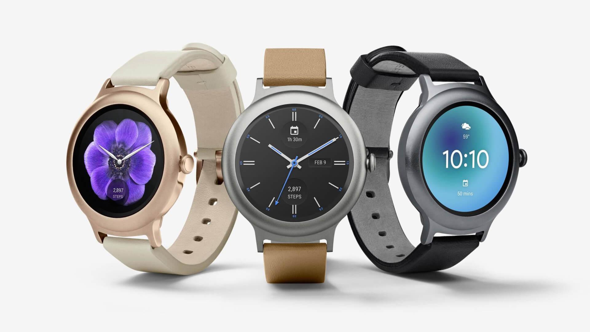 LG oživí sérii hodinek Sport a Style