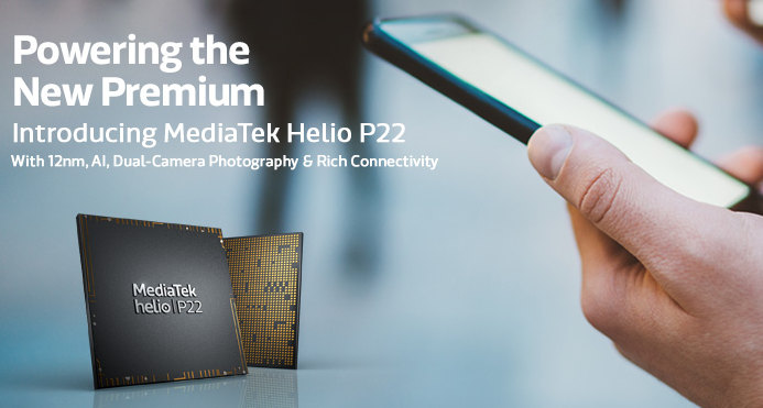 MediaTek Helio P22: nový procesor, nové technologie