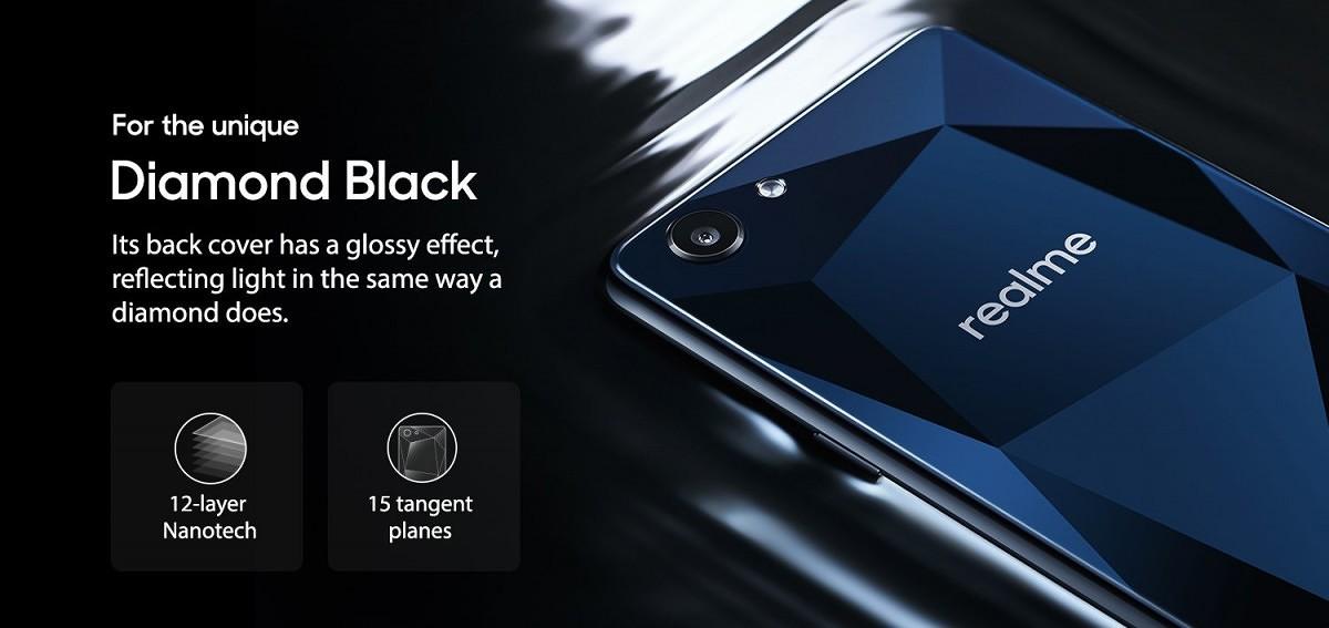 Nová značka mobilů Realme přichází s modelem Realme 1