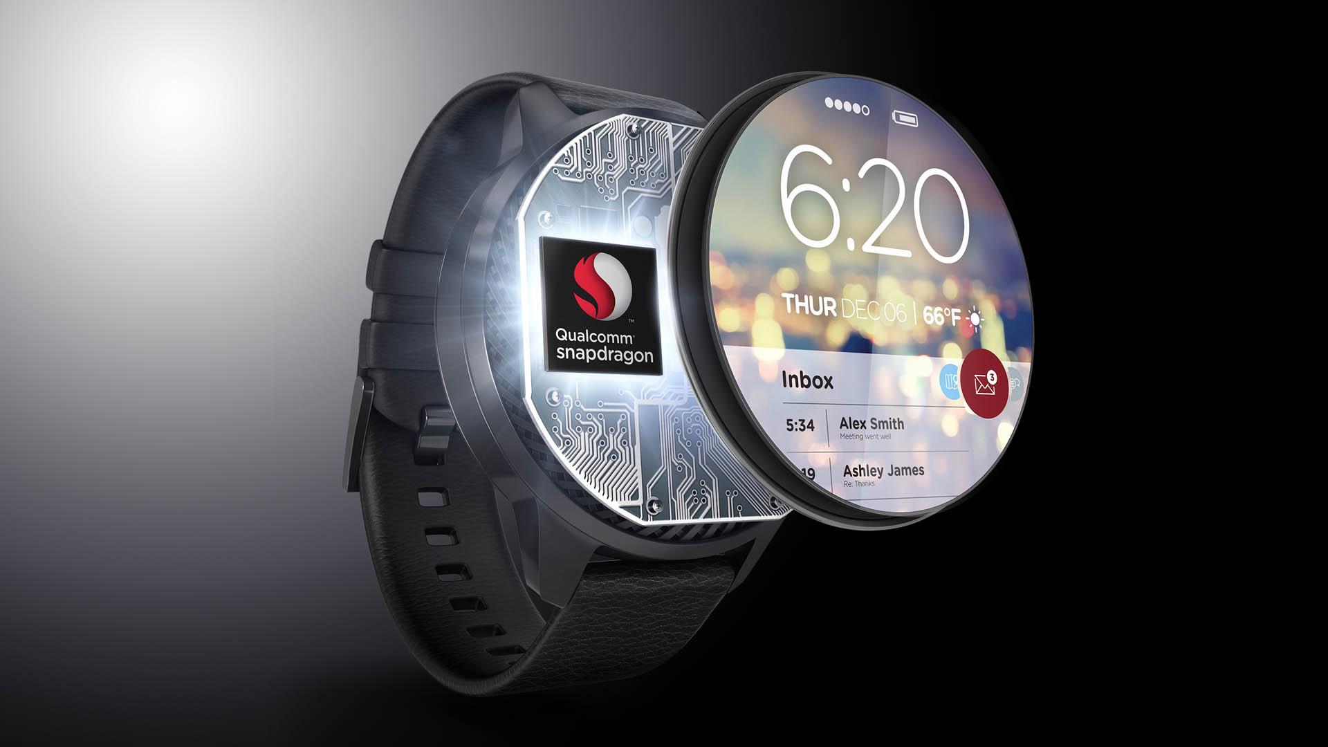 Qualcomm chystá Snapdragon Wear 3100 [aktualizováno]