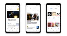 Google Zprávy budou lépe fungovat na pomalejším připojení