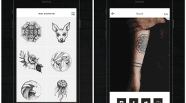 Ink Hunter – vyzkoušejte si tetování nanečisto