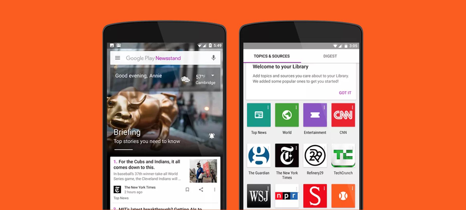 Kiosek Google Play zřejmě skončí v dohledné době