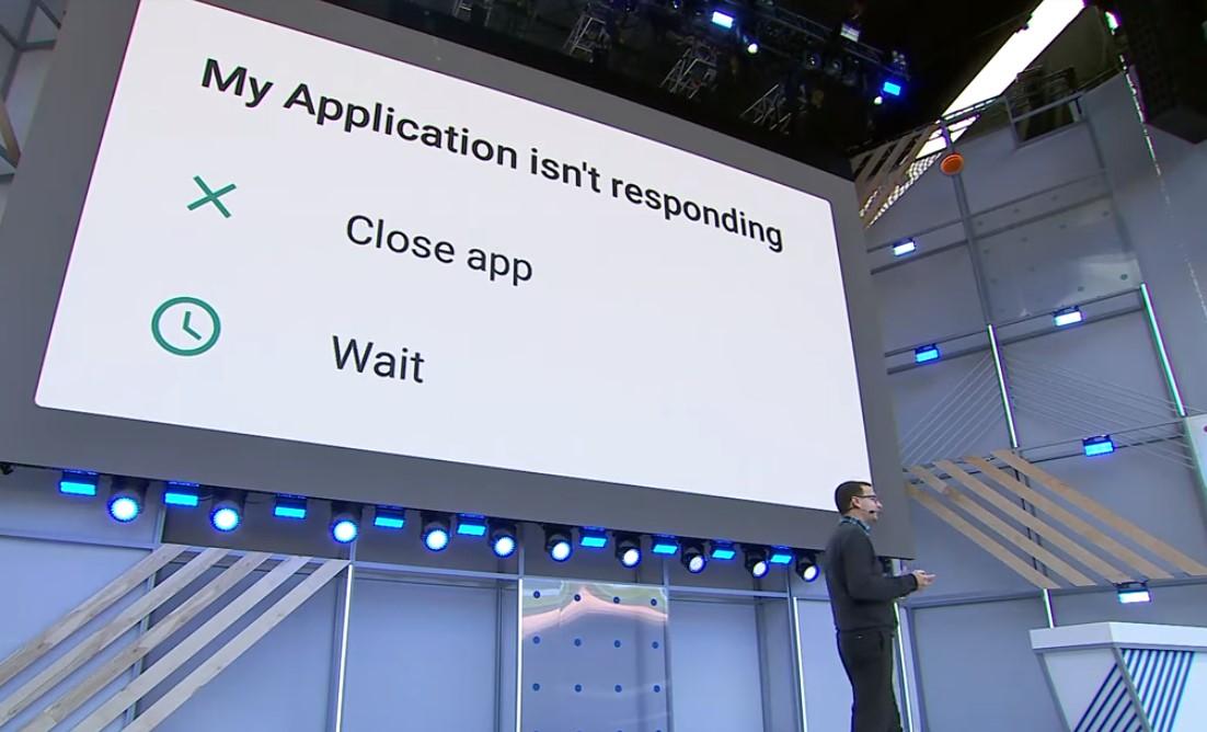 """Android P – pokud aplikace neodpovídá, systém ji """"zabije"""""""