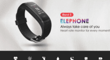Výhodná koupě: Fitness náramek Elephone Ele Band 5 [sponzorovaný článek]