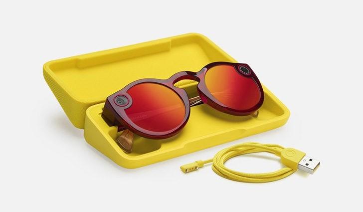 Spectacles V2 – druhá generace brýlí pro Snapchat