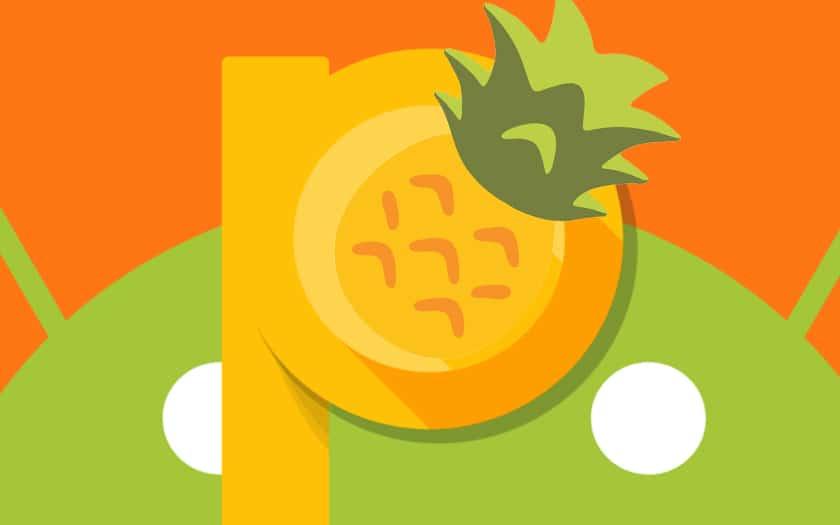 Android 9 Pineapple, vtip nebo budoucí název?