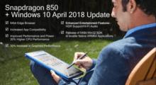 Oficiálně: Qualcomm Snapdragon 850 míří na počítače s Windows 10 [aktualizováno]