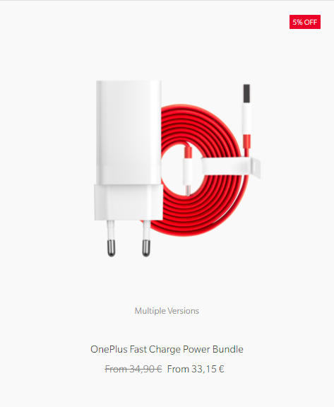 Dash Charge OnePlus