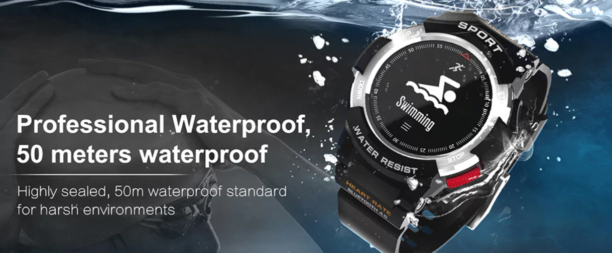 Chytré hodinky NO.1 F6 za pouhých 850 Kč [sponzorovaný článek]