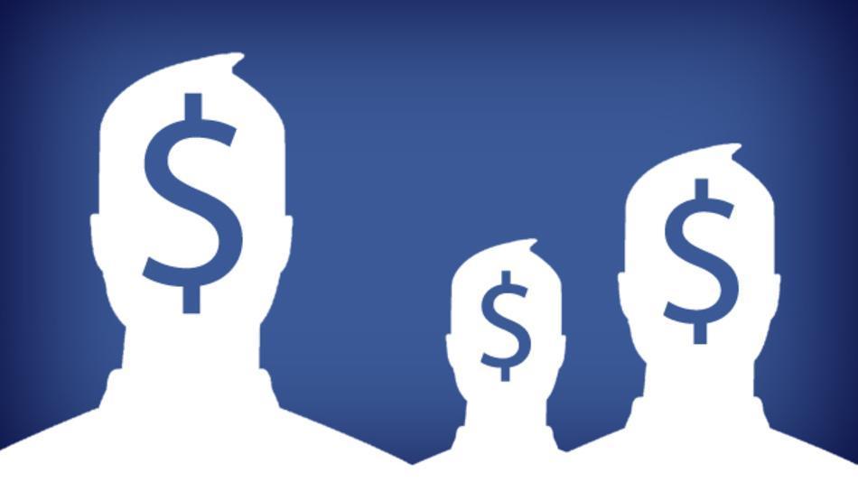 Facebook využije data uživatelů k zlepšení navigační lišty