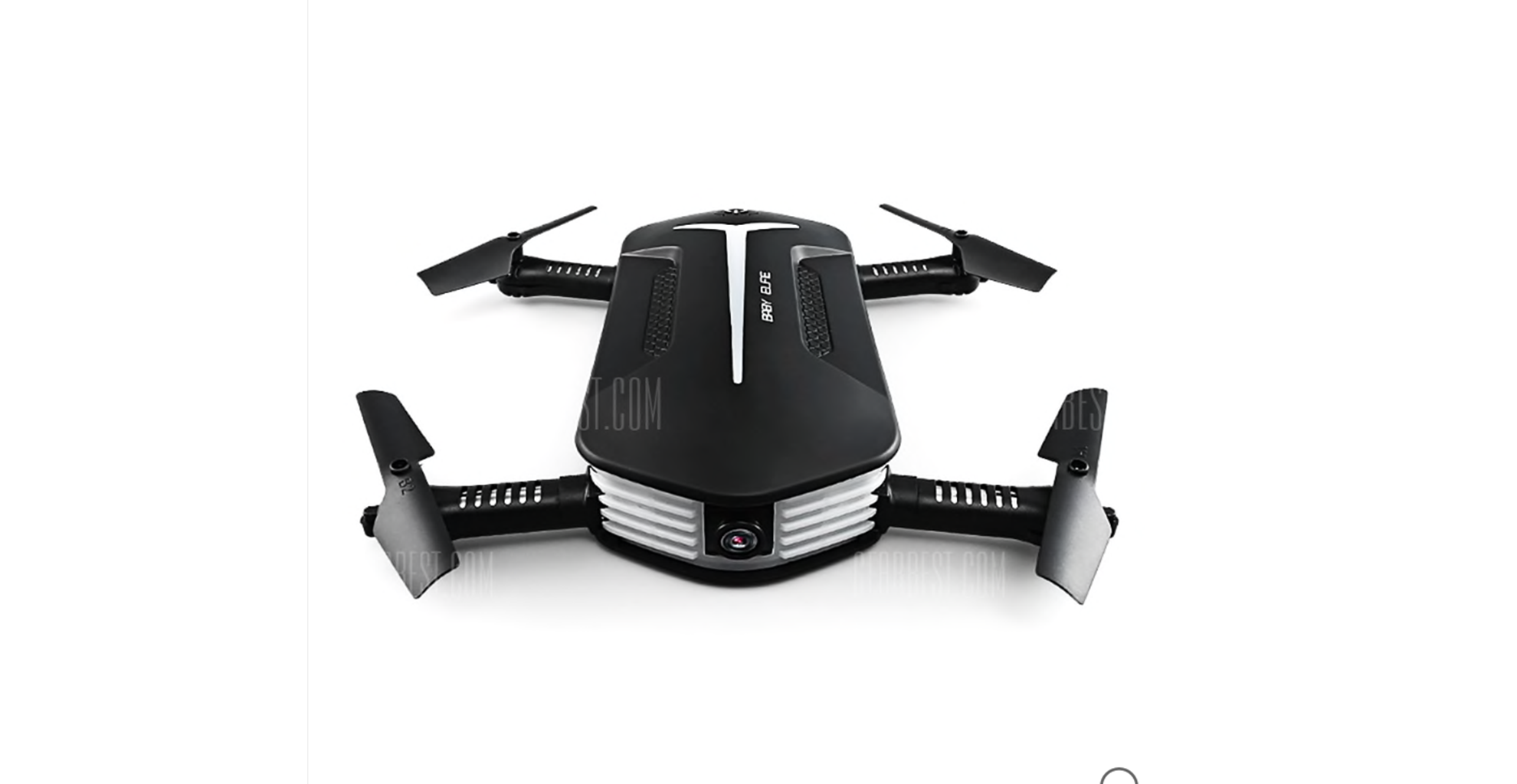 Gearbest: nejlepší malý dron JJRC H37 nyní za 679 Kč z českého skladu! [sponzorovaný článek]