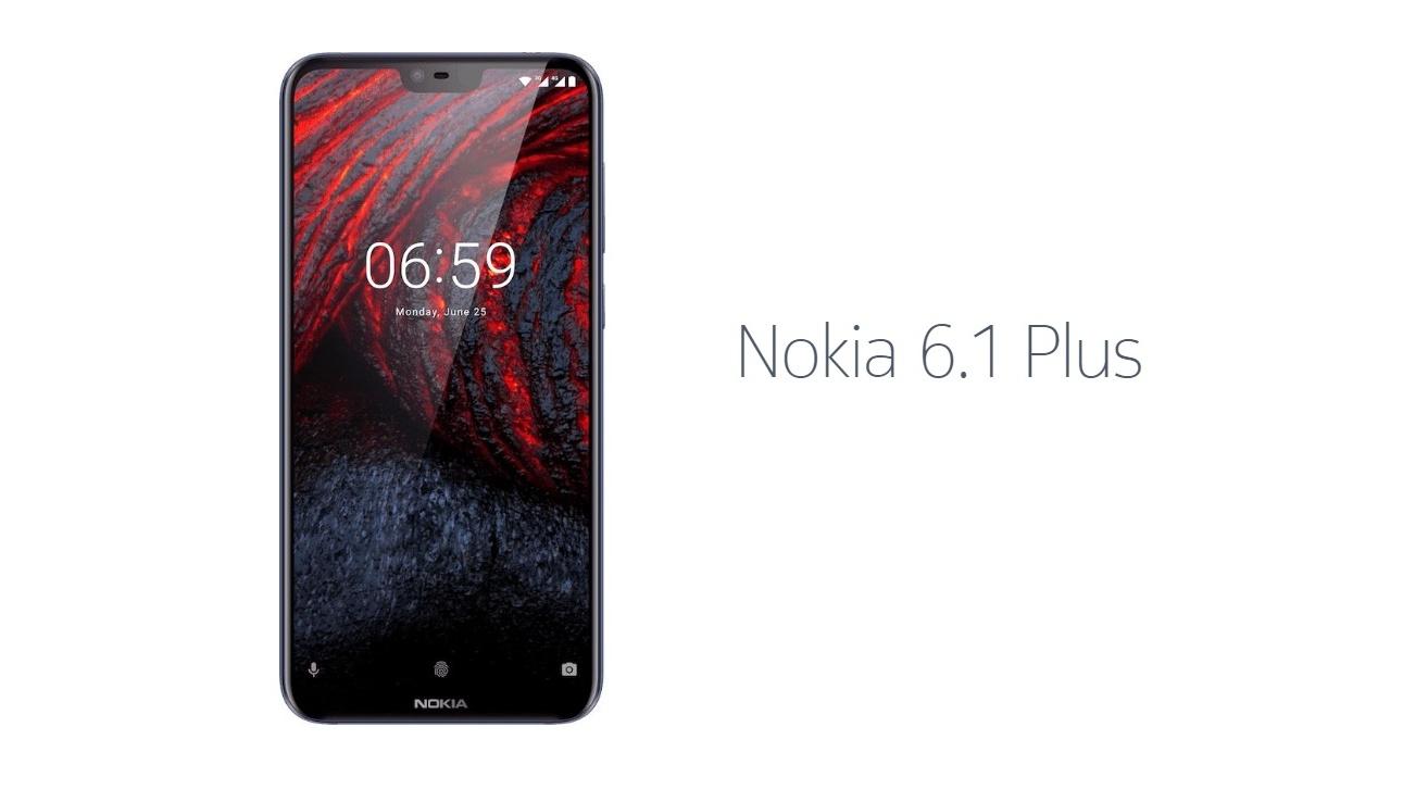 Nokia X6 oficiálně jako Nokia 6.1 Plus [aktualizováno]