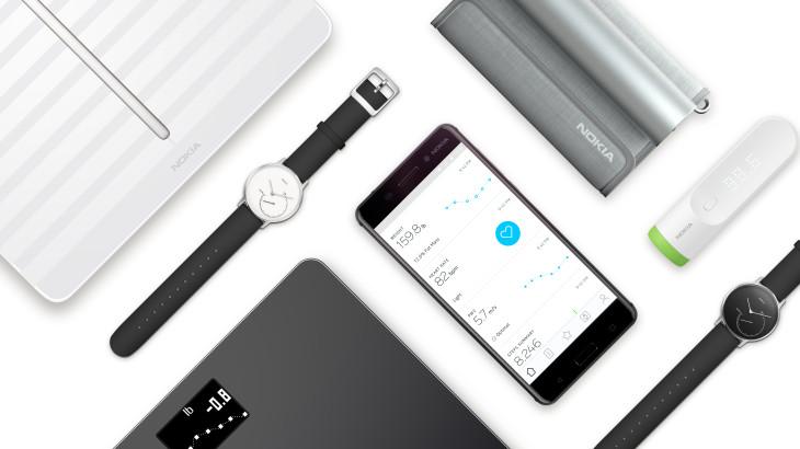 Nokia se zbavuje Withings, vrací se do rukou původního spoluzakladatele